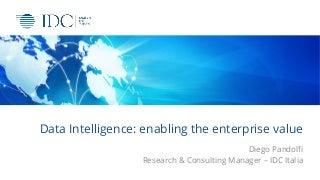 Data Intelligence: come abilitare il valore aziendale