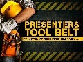 Presenters Tool Belt - What Every Presenter Should Carry