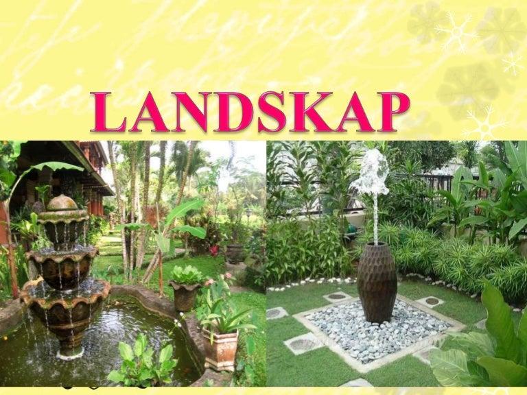 Present Landskap