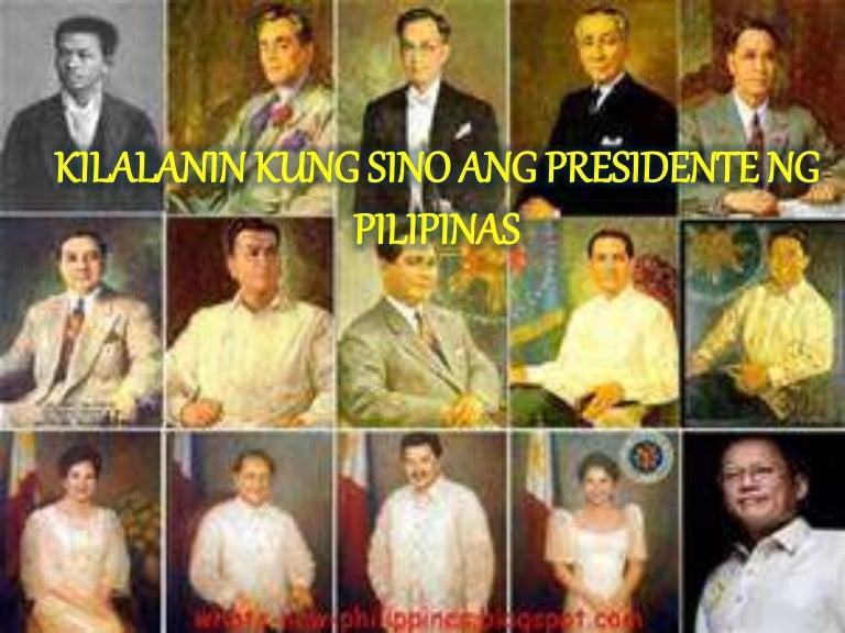 larawan ng MGA dating pangulo ng Pilipinas dialog de Speed dating no espagnol