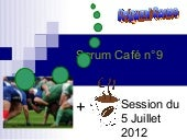 Pres scrum cafe 9  - Origami Game