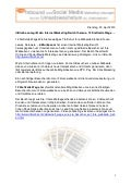 Pressemitteilung InBlurbs Com Internet Marketing Report 20 04 2010