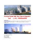 Prestige Temple Bells New Projects Bangalore 9555666555