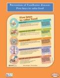 Prevention of foodborne disease five keys to safer food