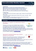 EducationUSA Weekly Update, #376 April 28, 2014