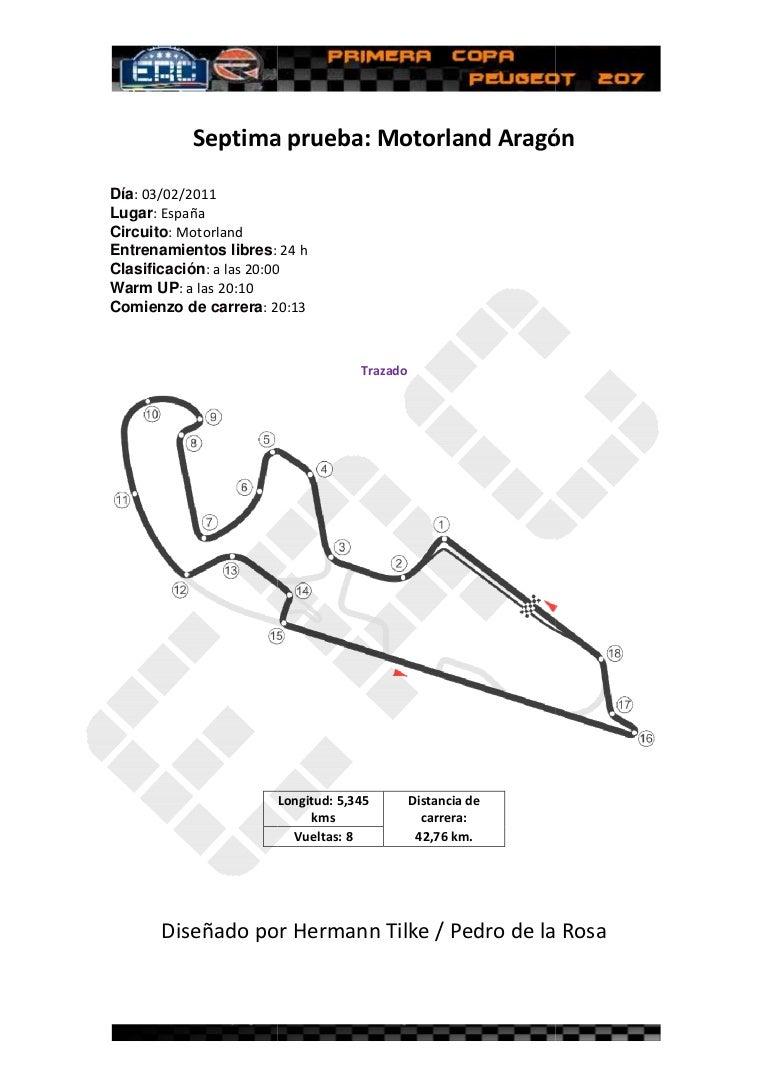 Circuito Motorland : Previo de motorland
