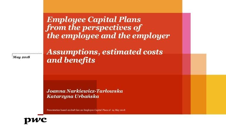 Employee Capital Plans
