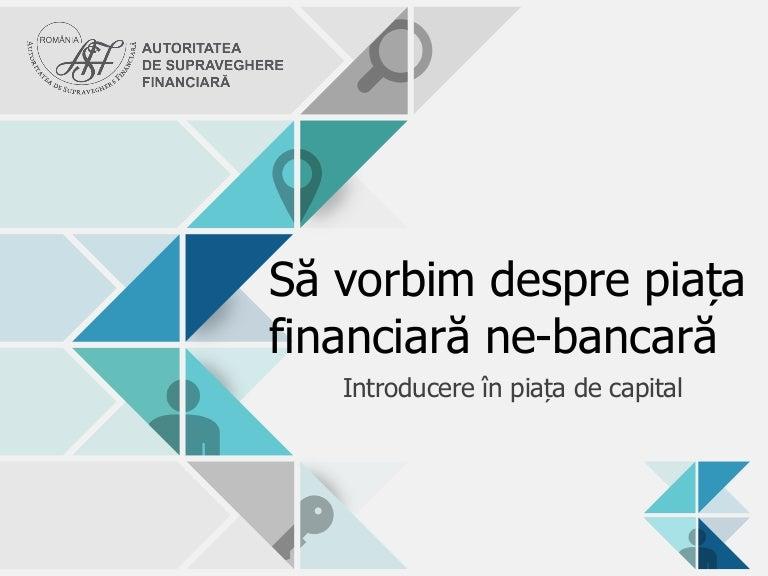 investiții pe piața financiară