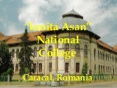 National College Ionita Asan