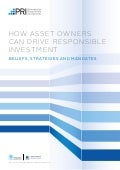 How Asset Owners Can Drive Responsible Investment