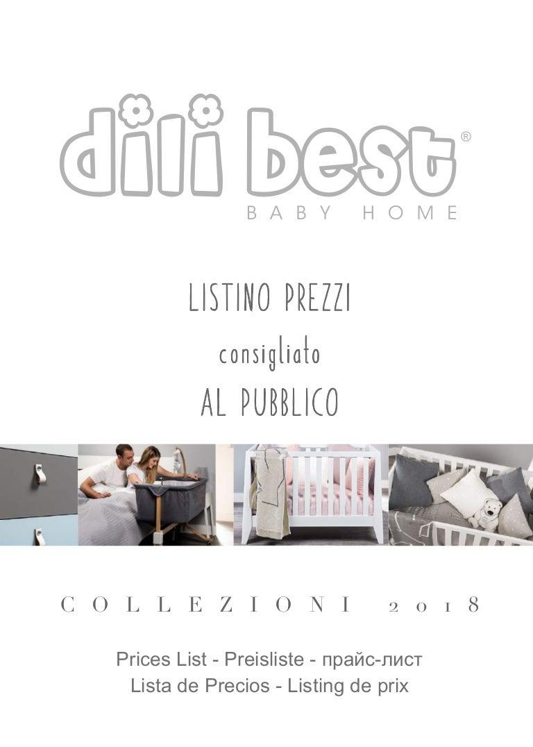 Culla Co-Sleeping You/&Me Dili Best Astrid Cod.DB81C24 col Asfalto