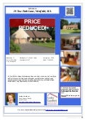 Price reduction Westfield, MA home for sale: 19 Tow Path, Lane, Westfield, MA