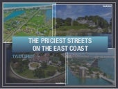 The Priciest Streets On The East Coast | Tyler Sheff