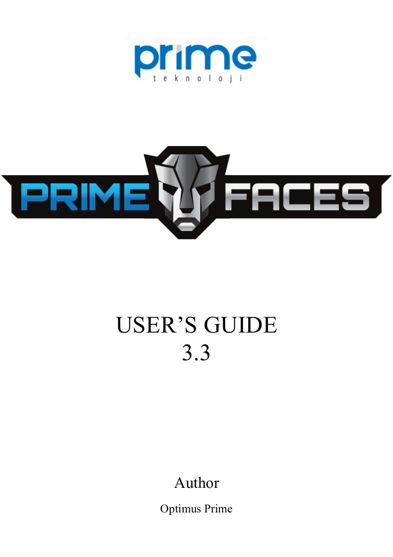 Primefaces users guide_3_3