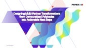 Designing Multi-Partner Transformations from Democratized Polytopias Into Actionable Next Steps - anthonydpaul - PRIMER2020 - June 26