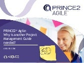 PRINCE2 Agile® - Why is Another Project Management Guide Needed? - Webinar