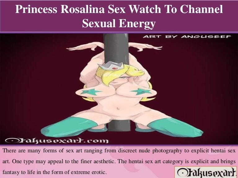 Rosalina sex
