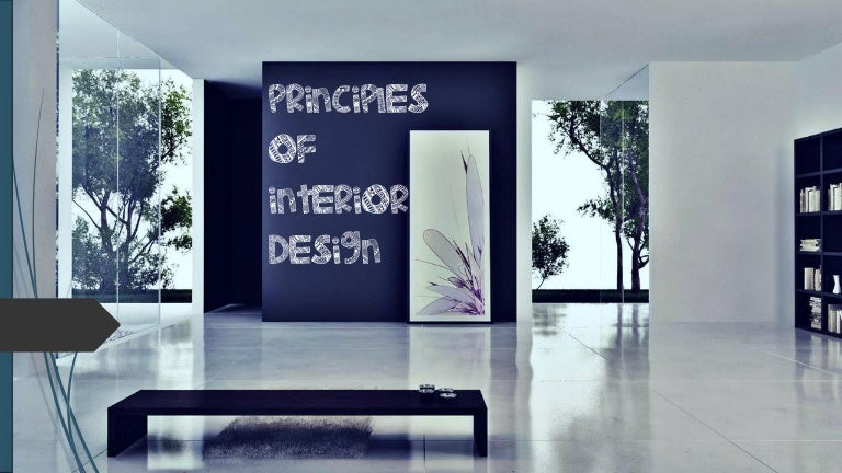 Books on elements and principles of design : Of interior design
