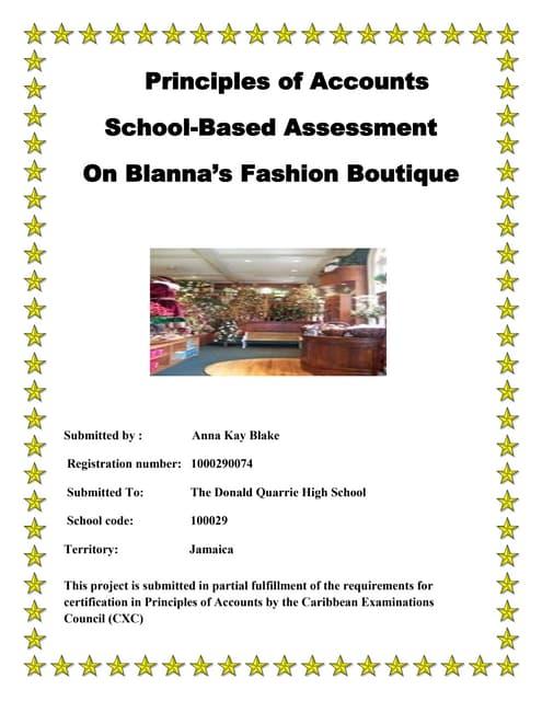 Poa sba guidelines checklist | debits and credits | income statement.
