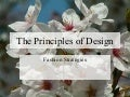 Principles of design_ppt