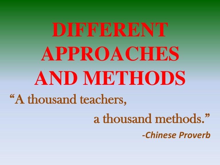 define demonstration method of teaching