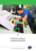 PrintCity process colour standardisation