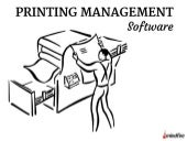Printing Management Software
