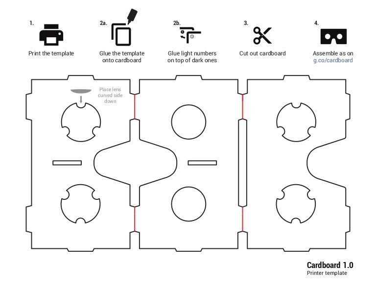 Construye tu Cardboard Goggles