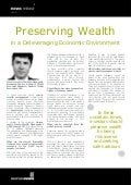Preserving Wealth in a Deleveraging Economic Environment: Interview with: Christian Menegatti - Private Wealth Management APAC Summit