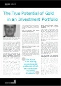 The True Potential of Gold in an Investment Portfolio - Interview with: Tim Gallagher, President, Inflection Capital Inc. - Private Wealth Management Summit