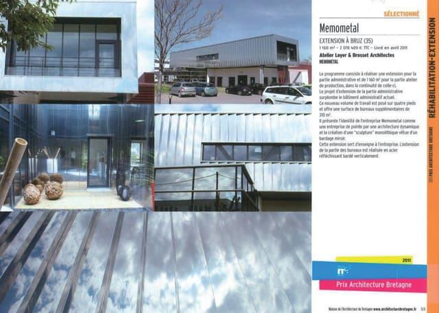 Prix Architecture Bretagne 2011