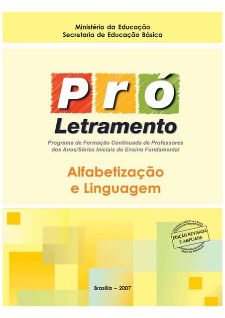 Pro letramento alfa-e_linguagem-1