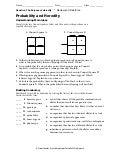Punnett Squares Review Worksheet