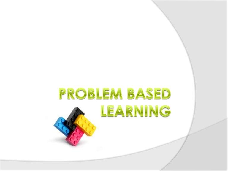 Problem based learning basics
