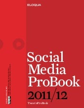 The Social Media ProBook by JESS3 and Eloqua