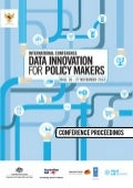 Proceedings from International Conference on Data Innovation For Policy Makers