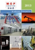 Process piping course brochure