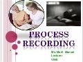 Procss recording