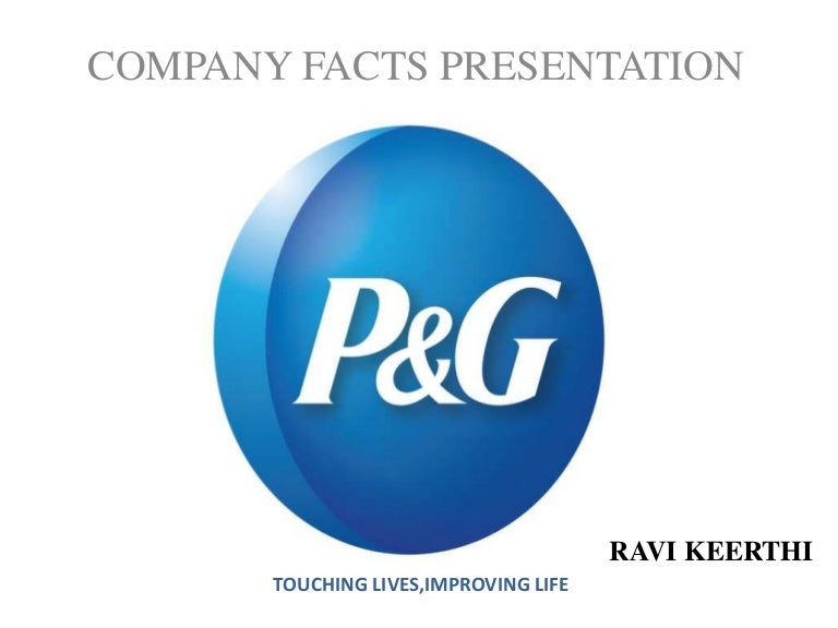 an overview of the procter and gamble company The procter & gamble company, incorporated on may 5, 1905, is focused on providing branded consumer packaged goods to consumers around the world the company operates through five segments: beauty grooming health care fabric & home care, and baby, feminine & family care.