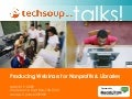 Producing Webinars For Nonprofits & Libraries