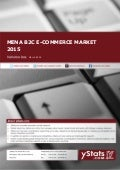 Product Brochure: MENA  B2C E-Commerce Market 2015