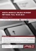 Product Brochure: North America Online Payment Methods: Full Year 2014