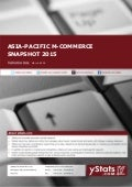 Product Brochure: Asia-Pacific M-Commerce Snapshot 2015