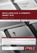 Product Brochure: South Africa B2C E-Commerce Market 2015