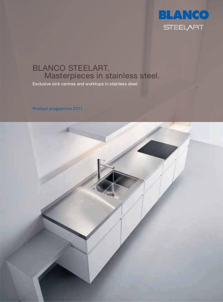Blanco zerox 700 u stainless steel undermount sink - Blanco Zerox 700 U Stainless Steel Undermount Sink 21