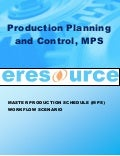 Production planning mps mrp eresource