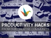 Productivity Hacks From Our Creative Community