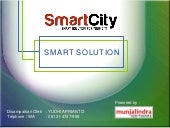 Product Knowledge SmartCity