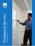 NetApp Professional Services Brochure