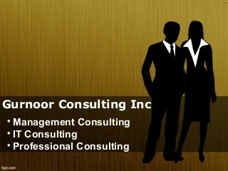 consulting firms